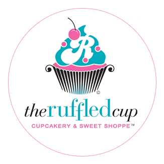 Ruffled Cup Logo