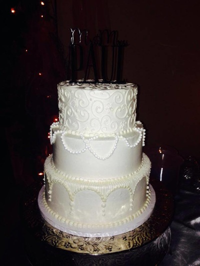 Wedding Cakes - The Ruffled Cup Cupcakery & Sweet Shoppe