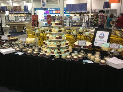 Catered Events The Ruffled Cup Cupcakery Amp Sweet Shoppe